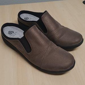 Clarks cloudstepper new rules shoes size 11 textur